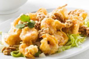Signature Dishes - Szechuan Beef & Scallop
